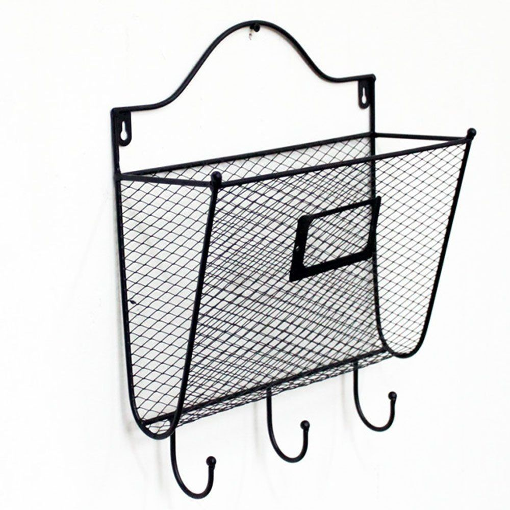 Amazon.com: Crazyworldstore Envelope Style Metal Hanging Wall File ...