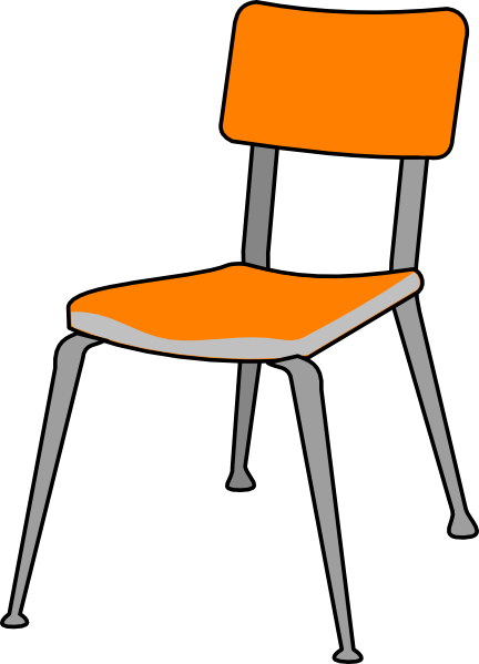Student Chair Clip Art Team Building Activities Team Building Student Chair