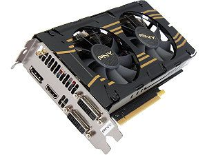 Pny Vcggtx7602xpb Oc Geforce Gtx 760 2gb 256 Bit Gddr5 Pci Express 3 0 Sli Support Video Card Graphic Card Nvidia Laptop Computers