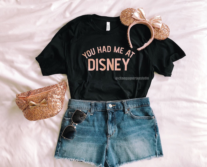 You had me at Disney Rose Gold