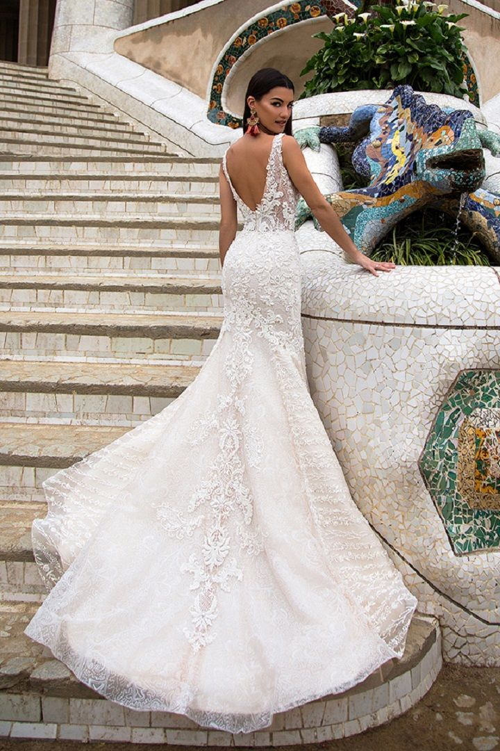 Simple Milla Nova Wedding Dresses Timeless and Glamour wedding dresses