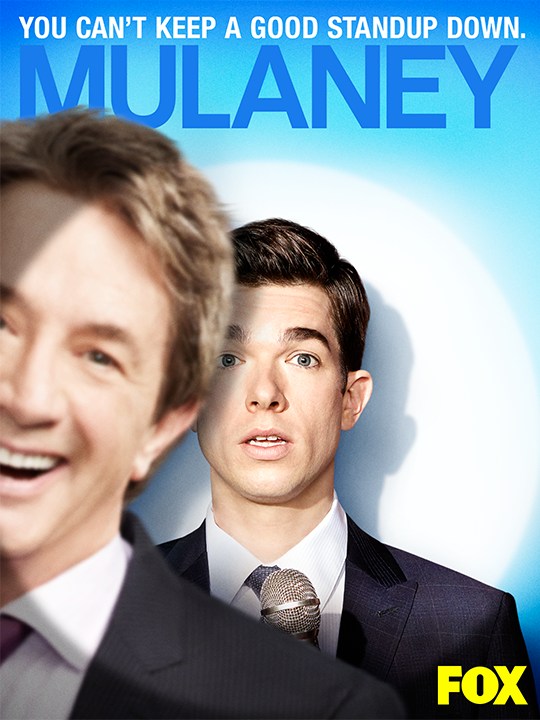 Martin Short is just perfect in this Mulaney poster.