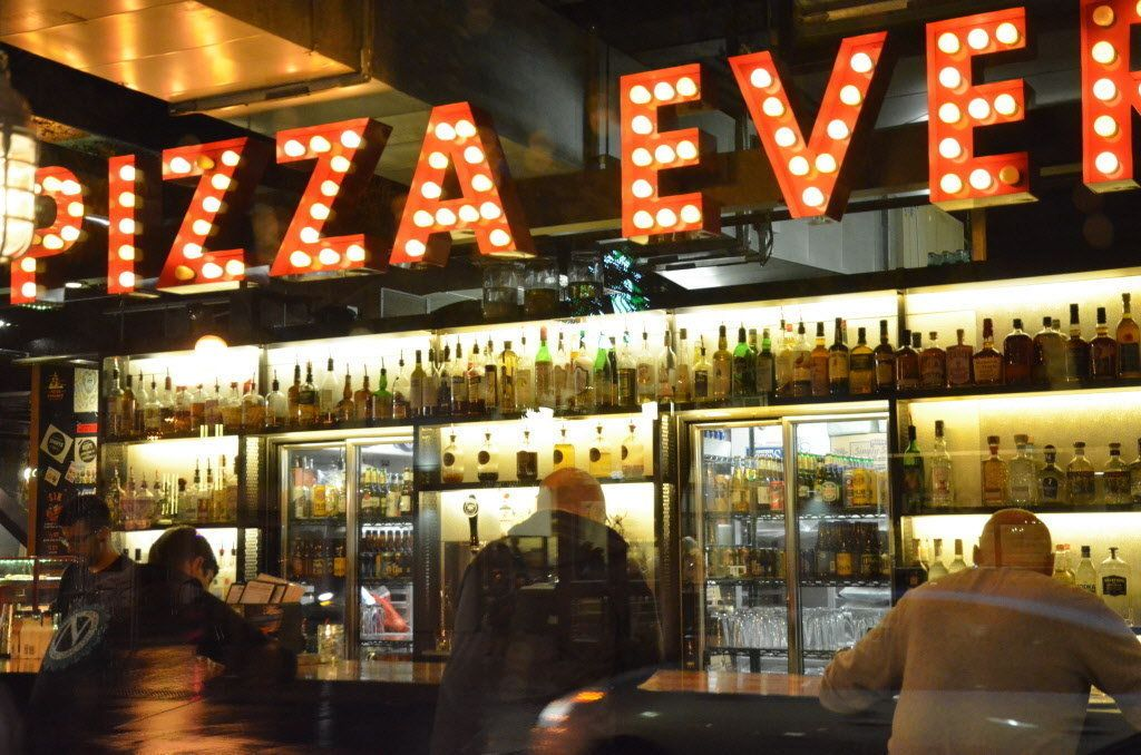 The Top Portland Restaurants And Bars For Great After Hours Food Including Late Night Hy Pizza Tailore