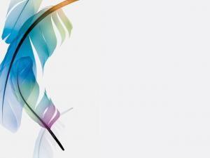 Adobe Creative Suite Template Desain Banner Bingkai Foto Seni Cat Air