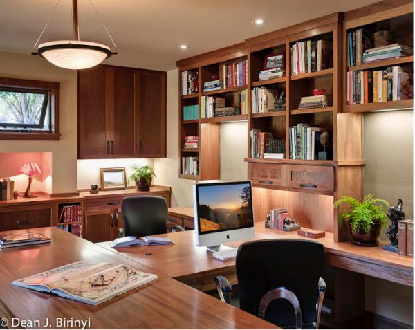 partners desks | INTERIOR DESIGN IAccent on Design I Blog