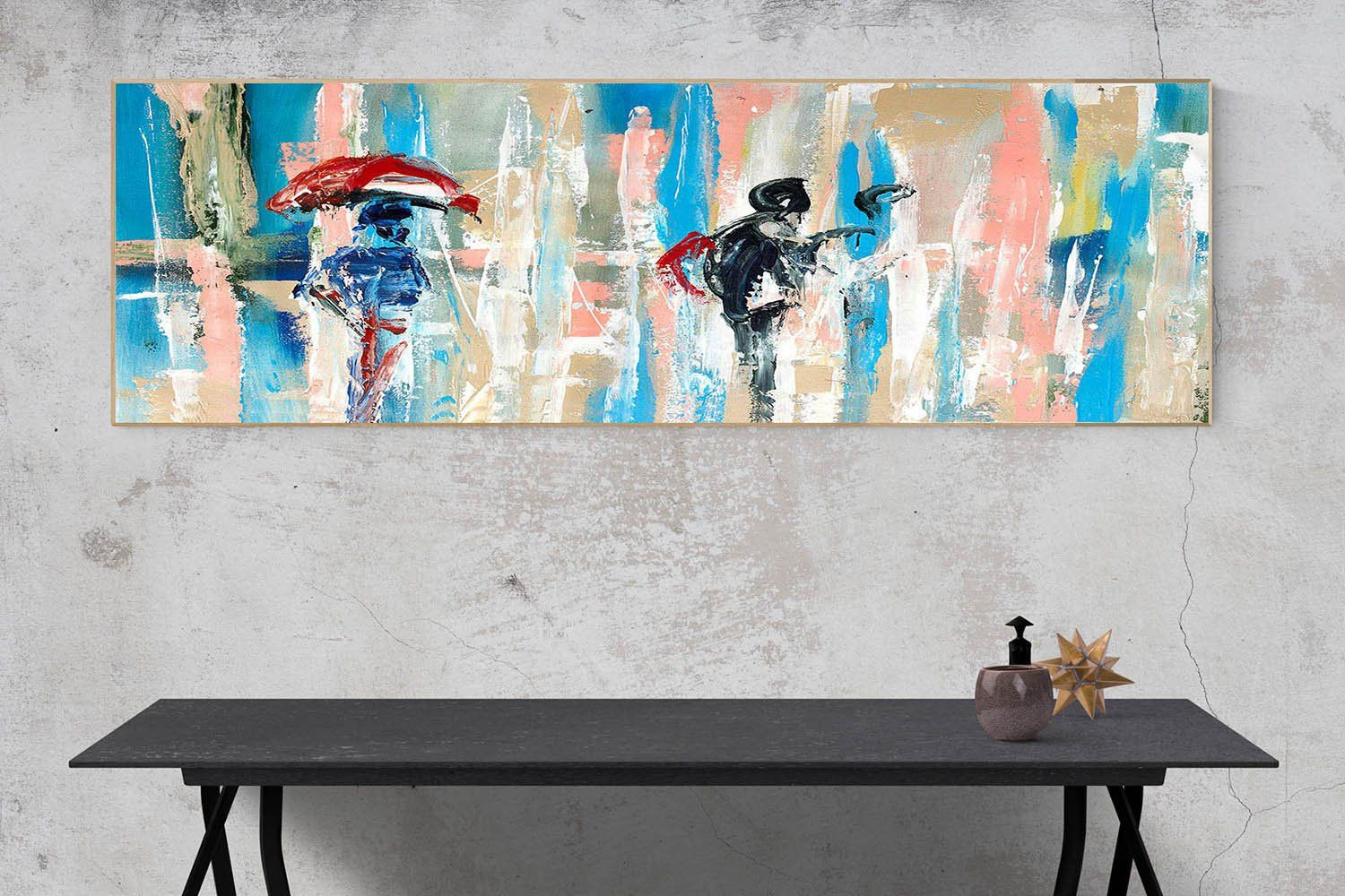 Large Canvas Art Abstract Painting On Contemporary