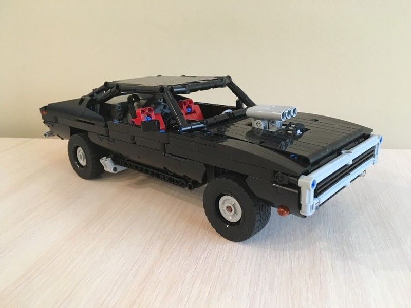 Pin By Julie Slone On Legos Muscle Cars Lego Cars Car