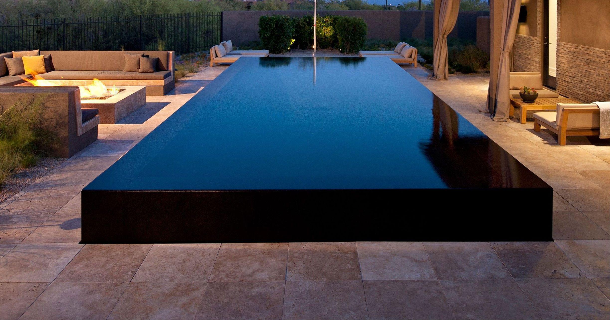 Mirror Pool Concept | desertgrove.com | Entertainment Areas ...