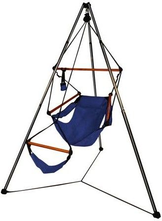 The Hammaka Tripod Hammock Chair Stand