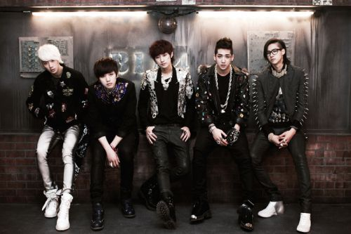 B1a4 Tops Tower Records Pre Orders Chart With Beautiful