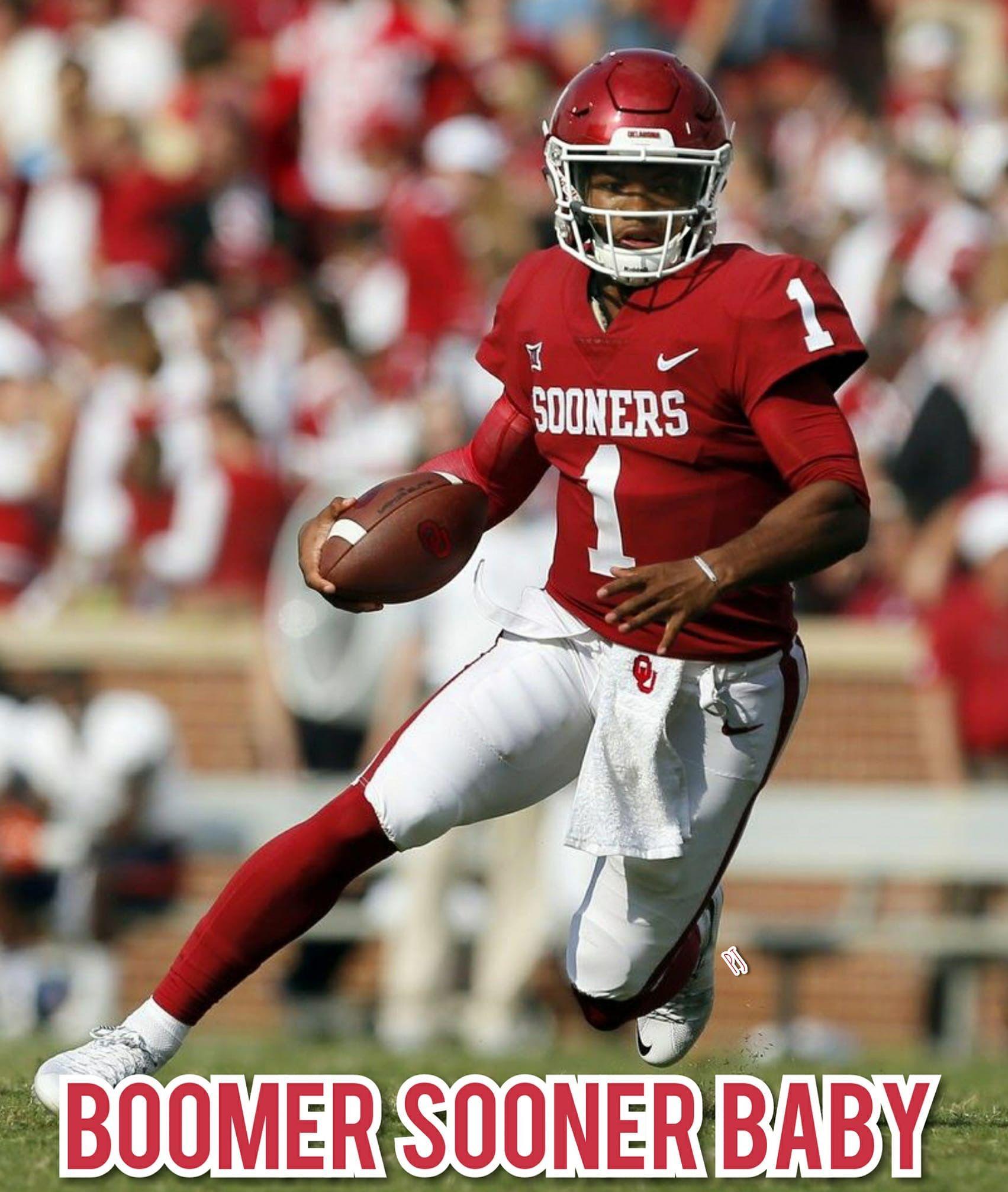 Kylermurray 1 Ou Sooners Football Boomersooner Oklahoma Sooners Football Sooners Oklahoma Sooners