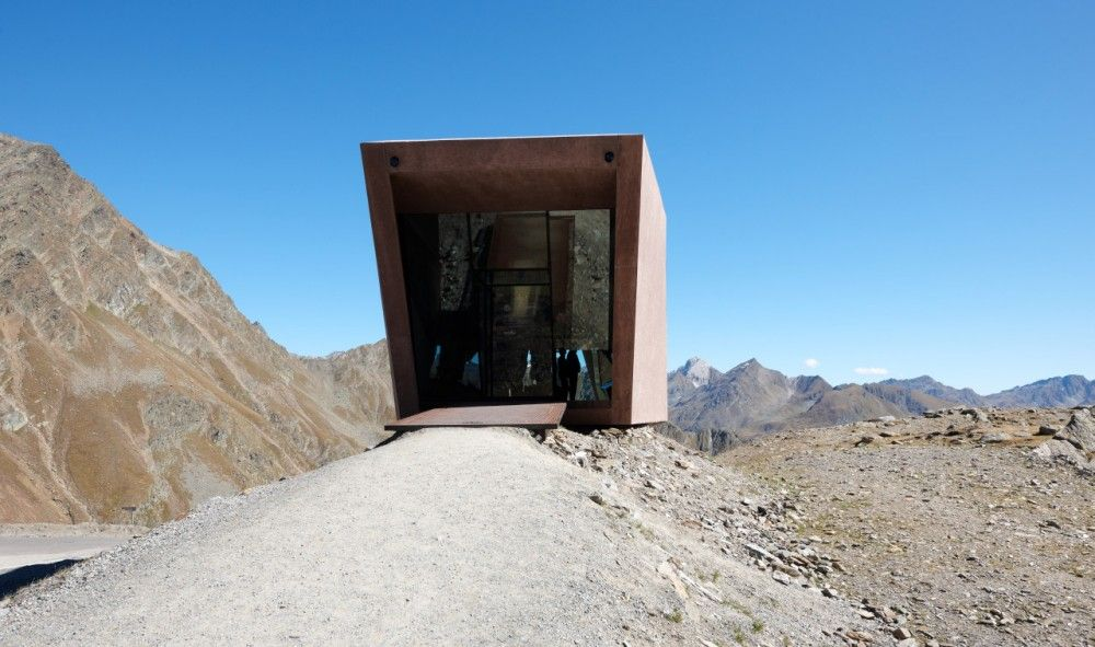 The Timmelsjoch Experience / Werner Tscholl Architects (10)