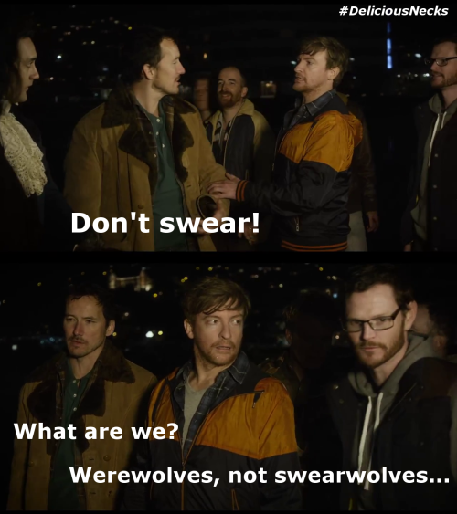 Werewolves, not swearwolves... What We Do in the Shadows