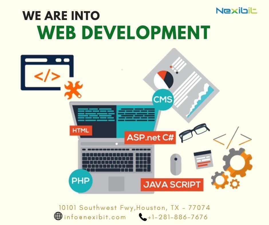Web Development Services In 2020 Web Development Company Ecommerce Website Development Web Development
