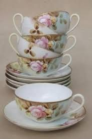Japanese tea cups antique