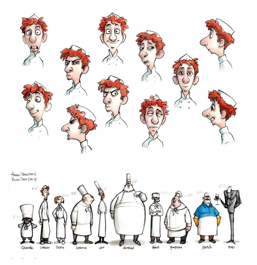 Character Design Vs Animation : By jason deamer of pixar emotions blij boos bang