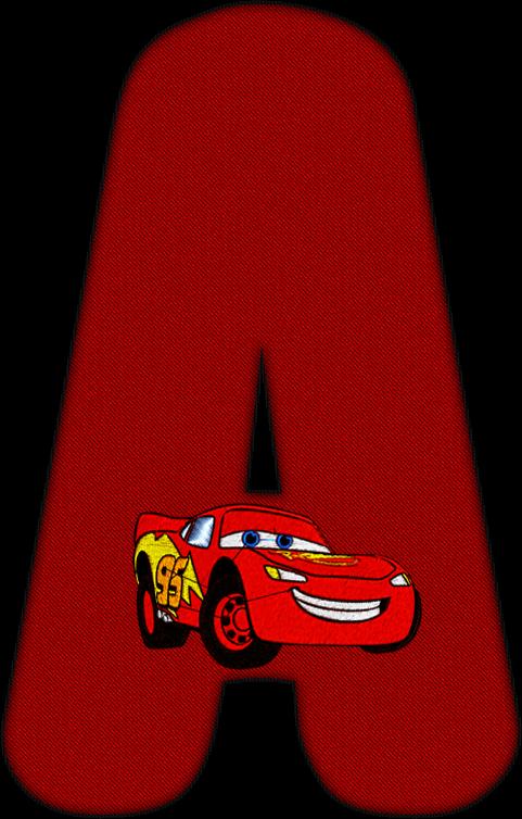 Pin By Elsa Ruiz On A B C Coches Alfabeto Iniciales Pixar Cars Birthday Disney Cars Birthday Disney Alphabet