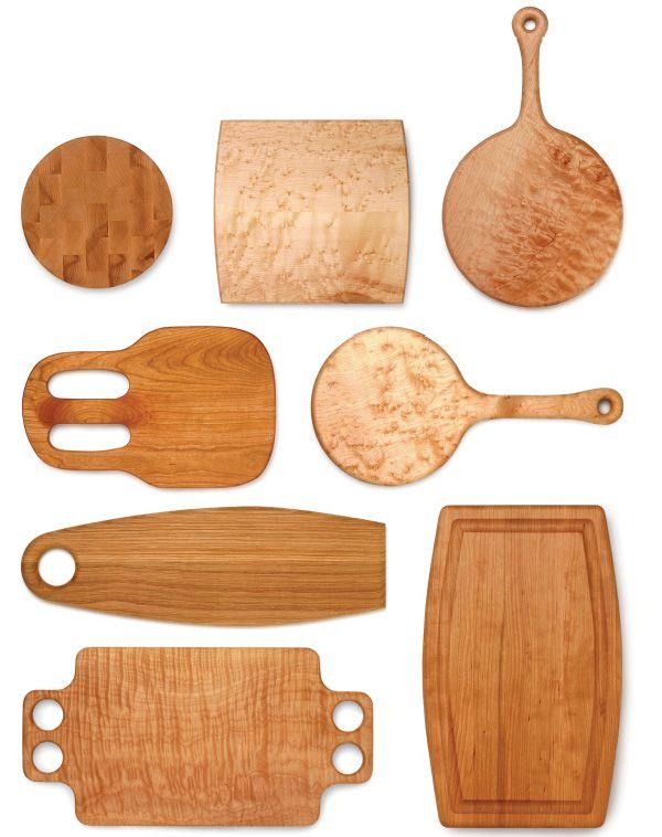 C mo hacer tablas de cortar de madera pinteres - Como hacer una tabla para picar de madera ...
