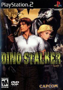 Dino Stalker Ps2 Game With Images Ps2 Games Playstation