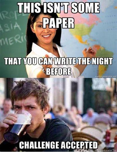 Unhelpful Teacher Meme The Lolz Pinterest Homework Feelings