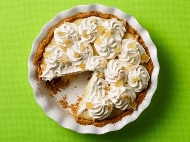 Get Dark and Stormy Pie Recipe from Food Network