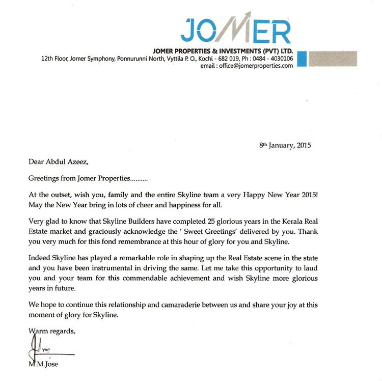 thank you letter client after project completion business Home - real estate cover letter samples