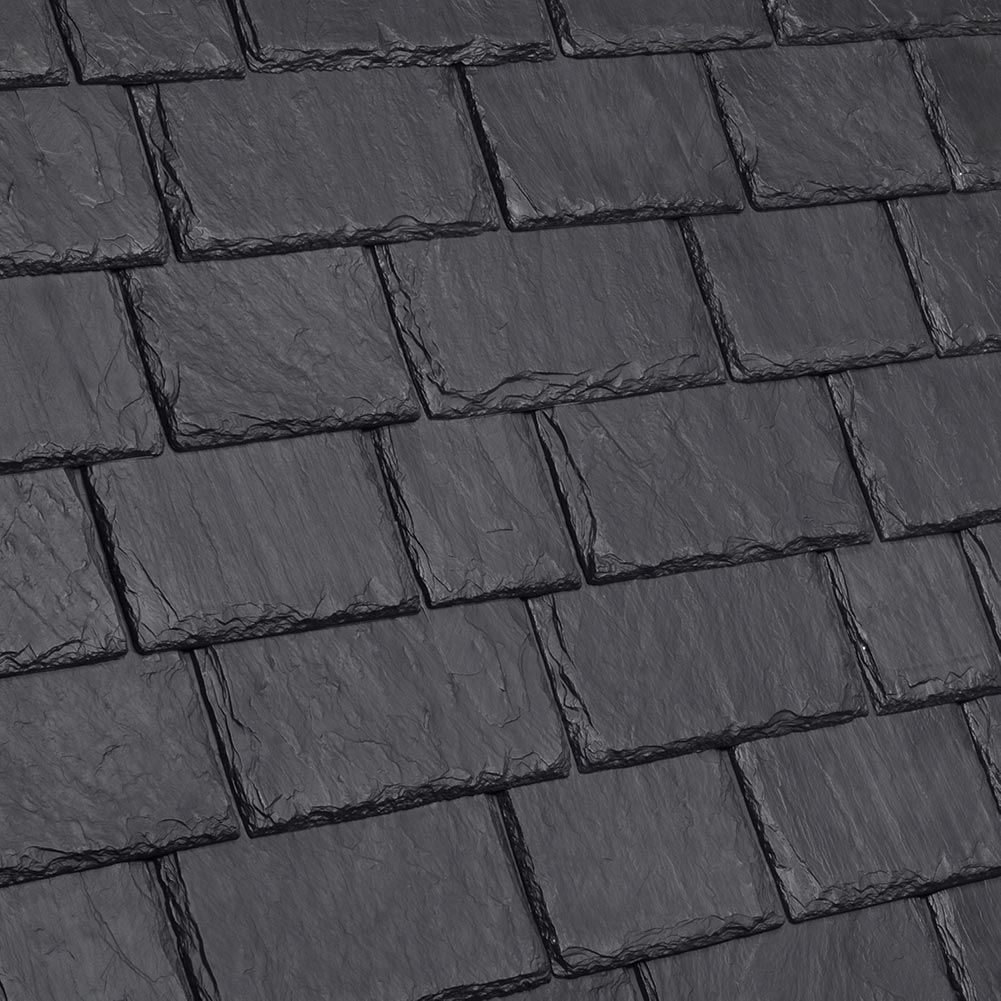 Best Multi Width Composite Slate Roof Tile Davinci Roofscapes 400 x 300