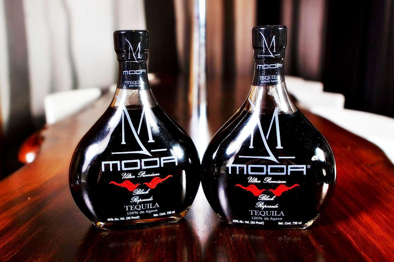 Moda Tequila Negro