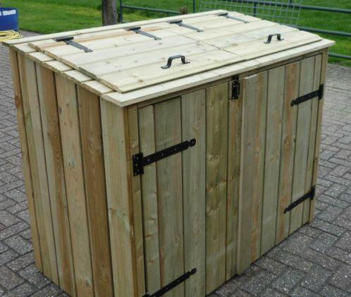pingl par de wonderwerkplaats sur pimp die kliko pinterest poubelle jardins et local poubelle. Black Bedroom Furniture Sets. Home Design Ideas