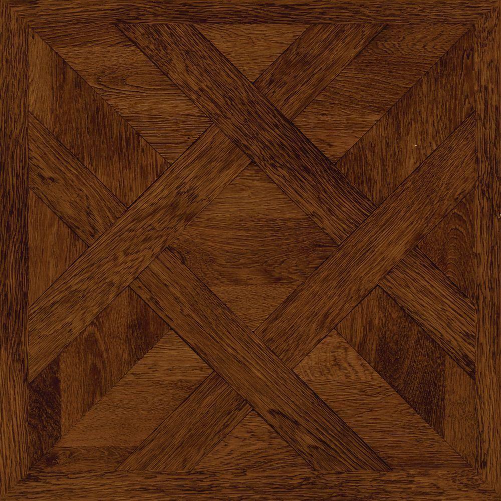 dark wood floor sample. Take Home Sample - Allure Chateau Parquet Dark Resilient Vinyl Tile Flooring 4 In. X Wood Floor