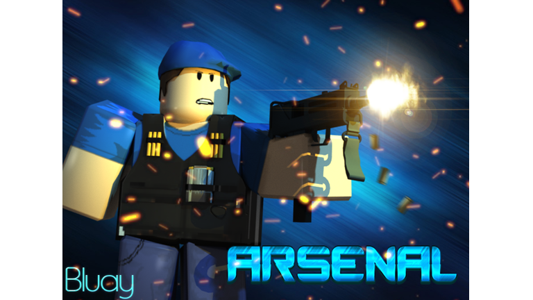 Arsenal Outdated Roblox
