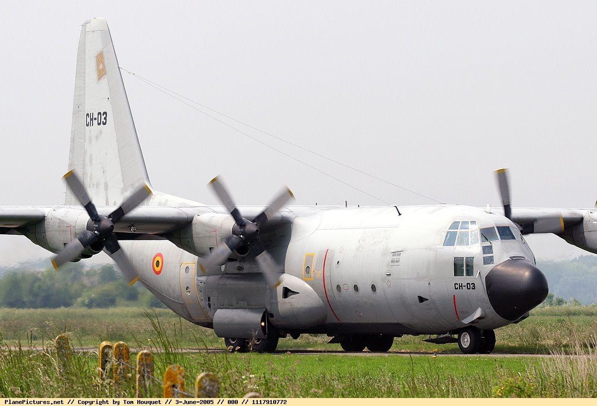 Belgium - Air Force Lockheed C-130H Hercules CH-03