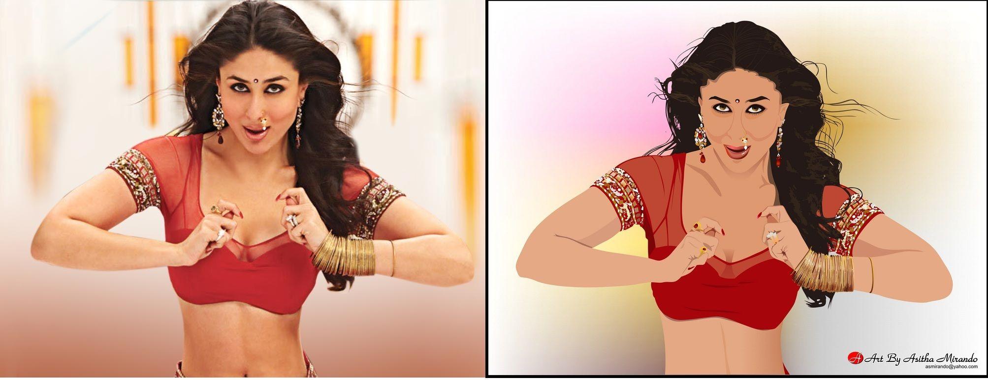 kareena kapoor khan in chammak challo ra-one song | bollywood