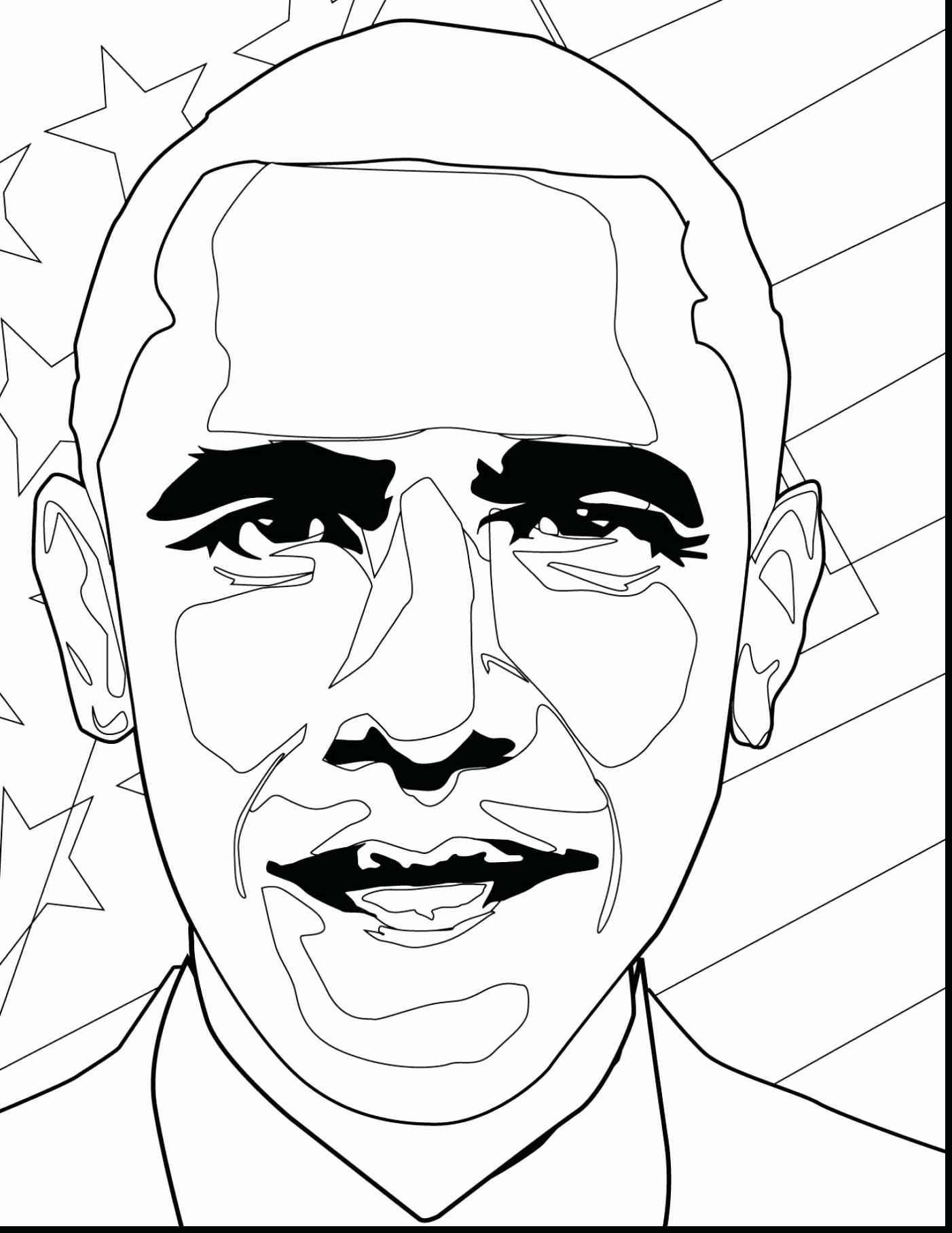 US Presidents Coloring Pages | 1815x1402