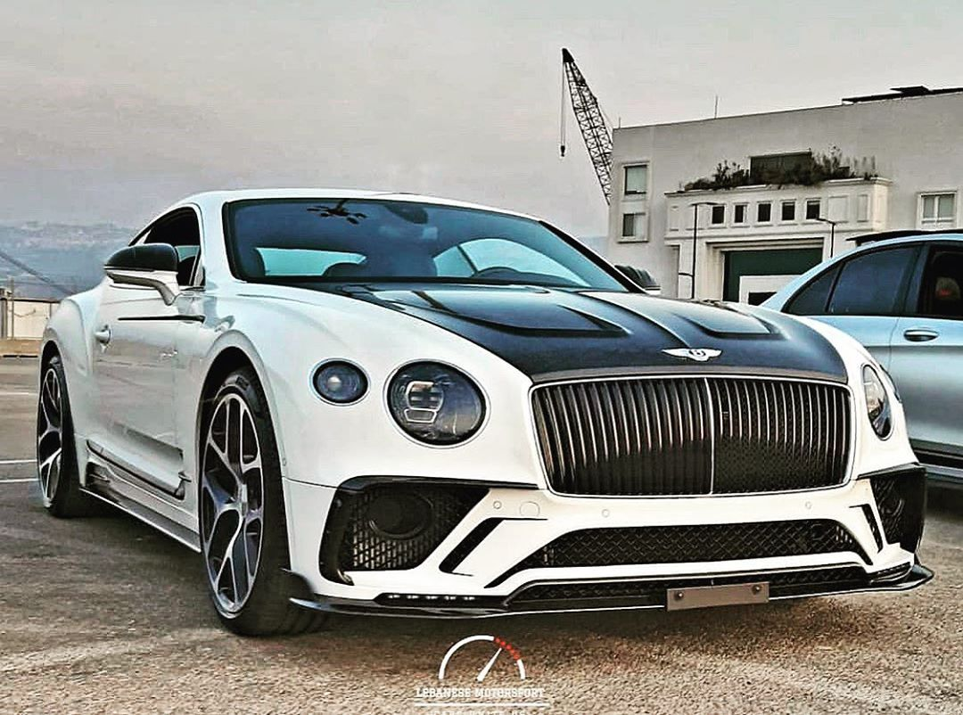 Mansory On Instagram Elegance And Sportiness