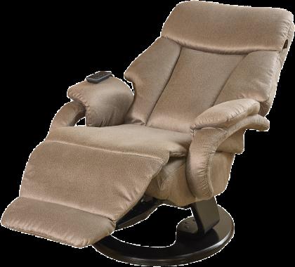 Ce fauteuil de relaxation pivotant 2 moteurs luxor est d Fauteuil de bureau position relaxation