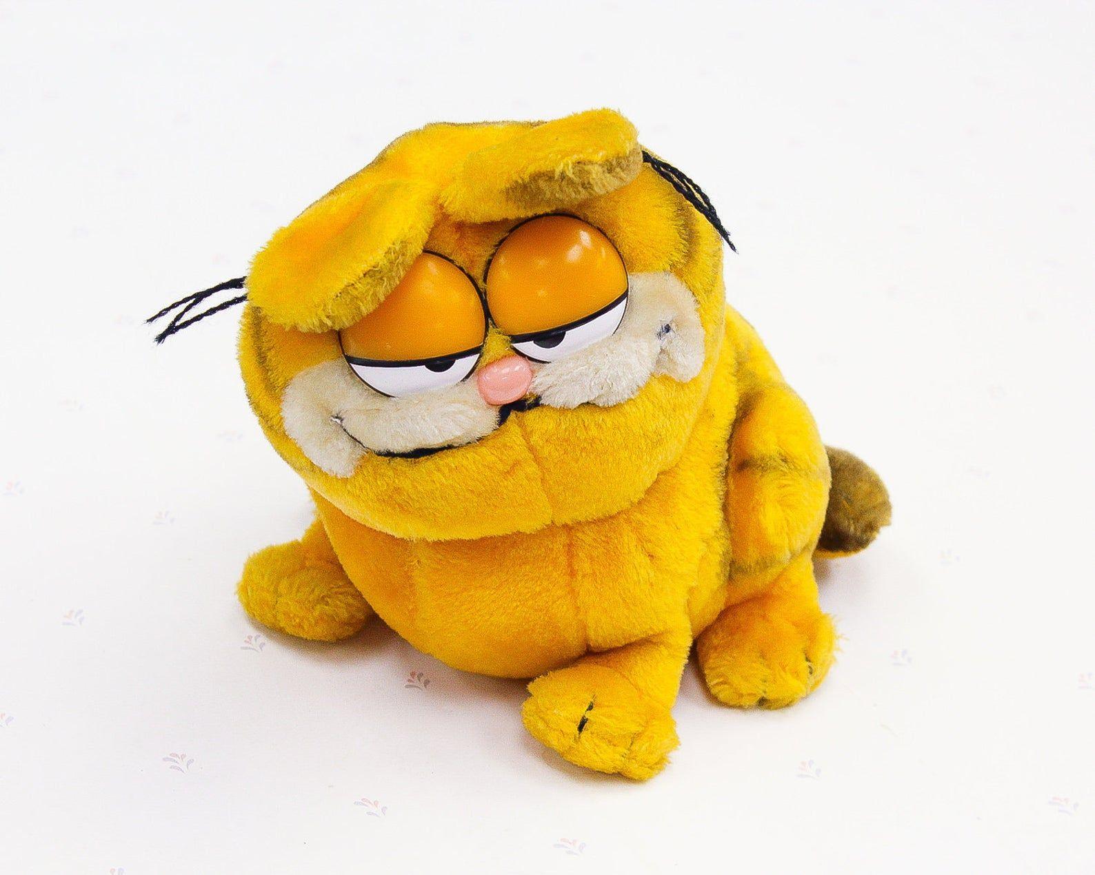 Garfield Mini Plush Garfield doll
