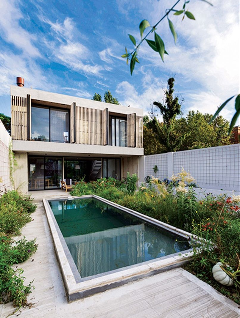 Une Maison Du0027architecte écologique   PLANETE DECO A Homes World