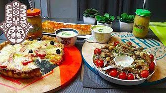 6 La Cuisine De Lynoucha Youtube Diner D Ete Cuisine Marocaine Cuisine