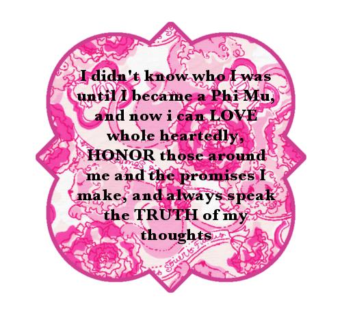 Love. Honor. Truth.