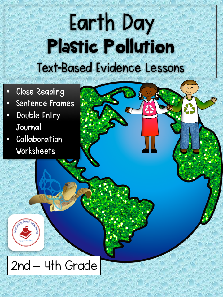 Earth Day Plastic Pollution Theme Earth Day Activities