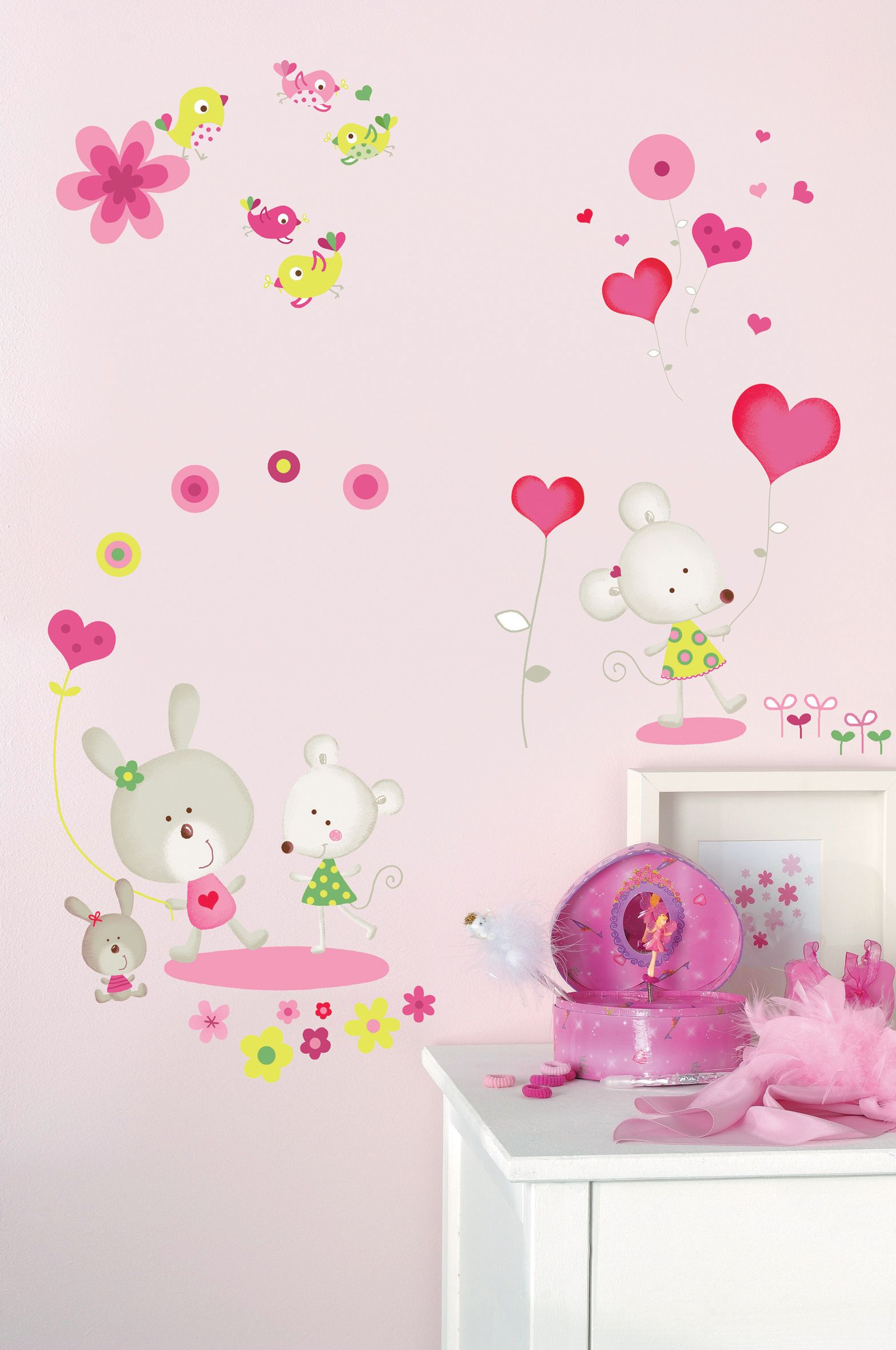 Collection : TRENDY STICKERS 2 / Miss Mouse #Stickers #decoration ...