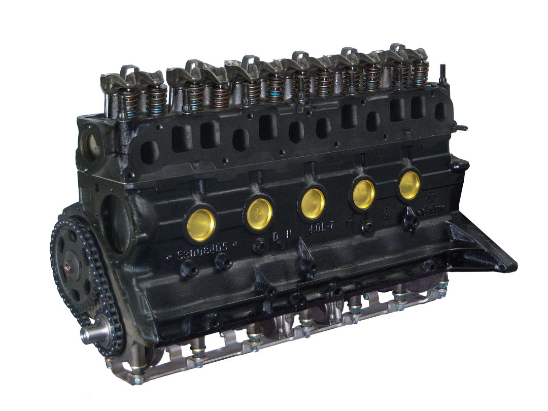 Titan 258 Replacement Jeep Stroker Engine Sale Titan Engines