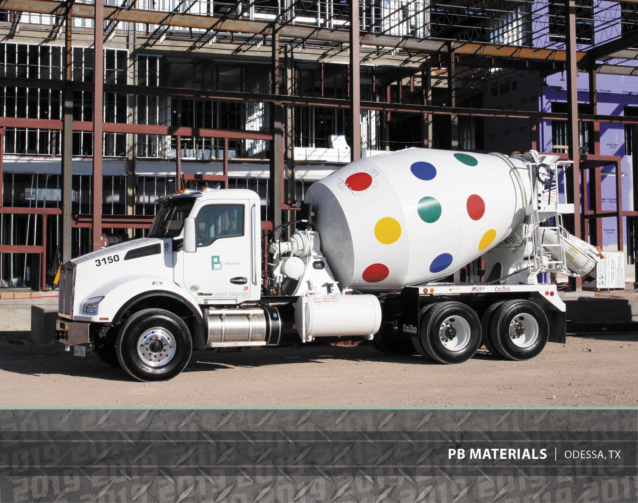 Pin by ConTech Manufacturing on Gallery Concrete mixers