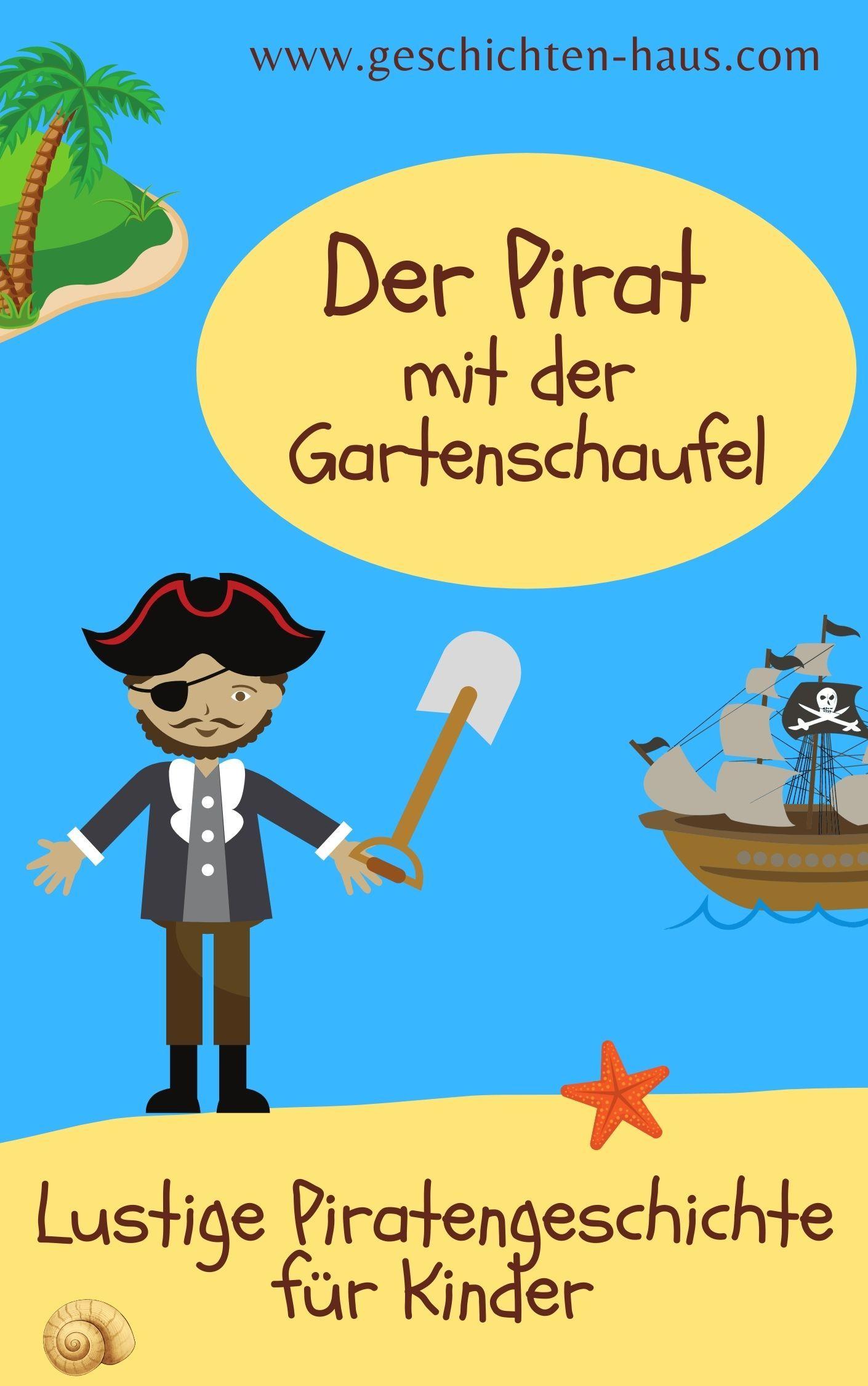 Kurze piratengeschichte zum ausdrucken