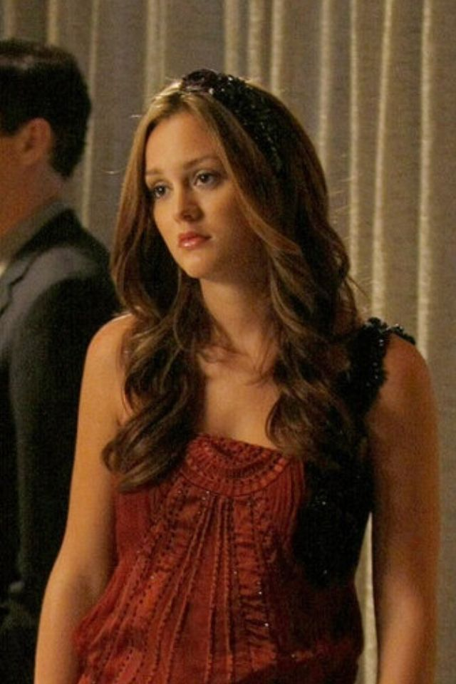 Blair Waldorf Hair Leighton Meester Hair Pretty Hairstyles Long Hair Styles