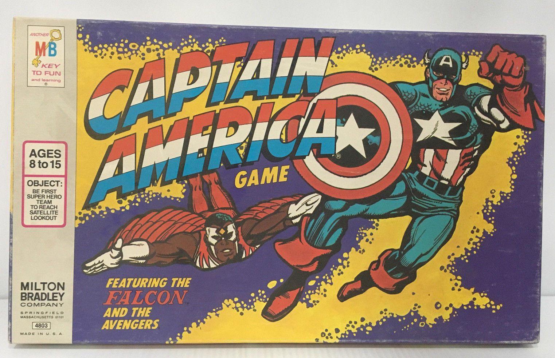 1977 VINTAGE SIX Million Dollar Man Bionic Crisis Game A