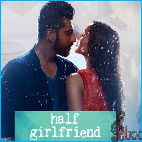 Baarish - Half Girlfriend (Mp3 Format) | Hindi Karaoke
