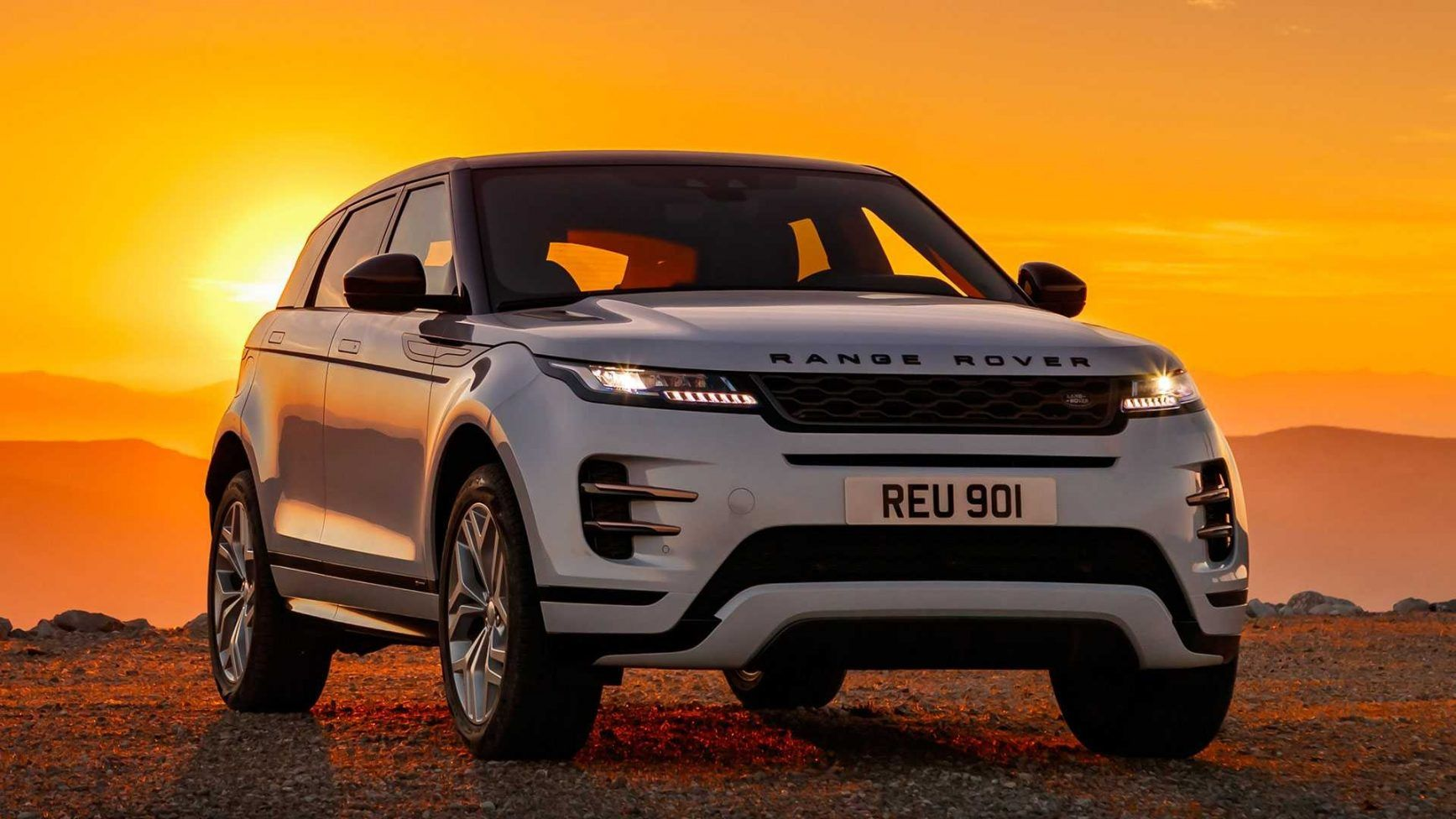 2020 Range Rover Evoque Review, Engine, Price, Release