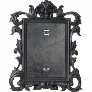 Black Baroque Frame 50